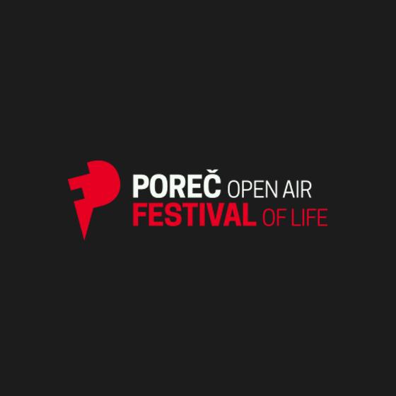 Porec Open Air Festival - Logo