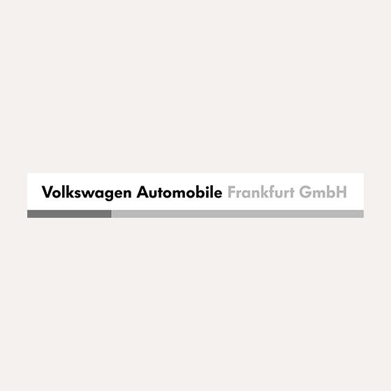 Volkswagen Automobile Frankfurt - Logo
