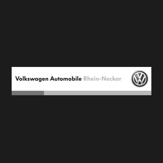 Volkswagen Automobile Rhein-Neckar - Logo