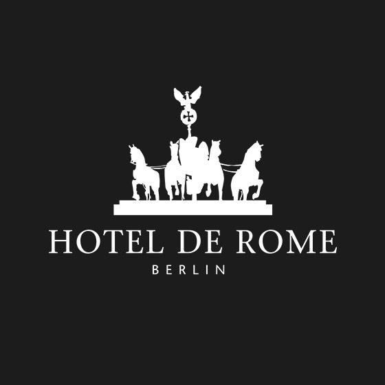 Rocco Forte Hotel de Rome - Logo