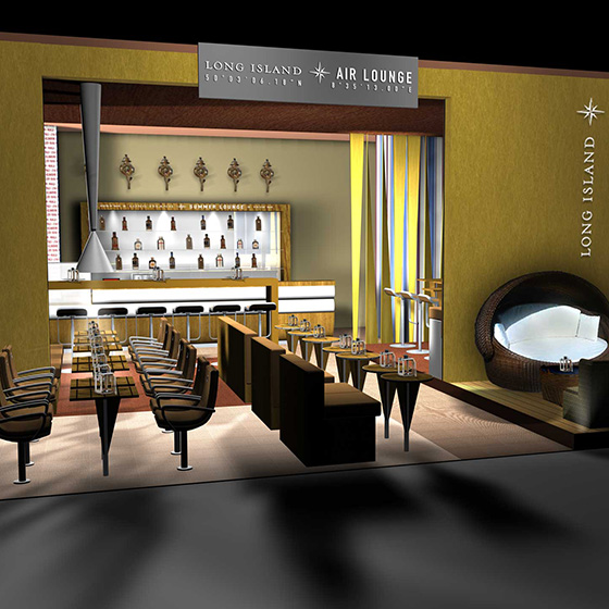 ENVY Project - Long Island Air Lounge - Image 1