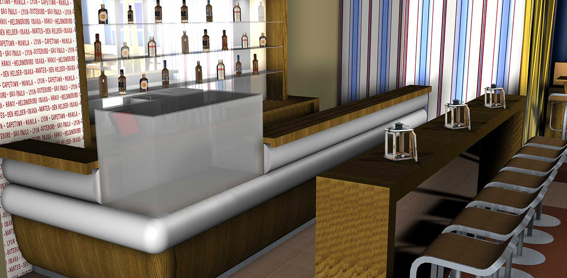 ENVY Project - Long Island Air Lounge