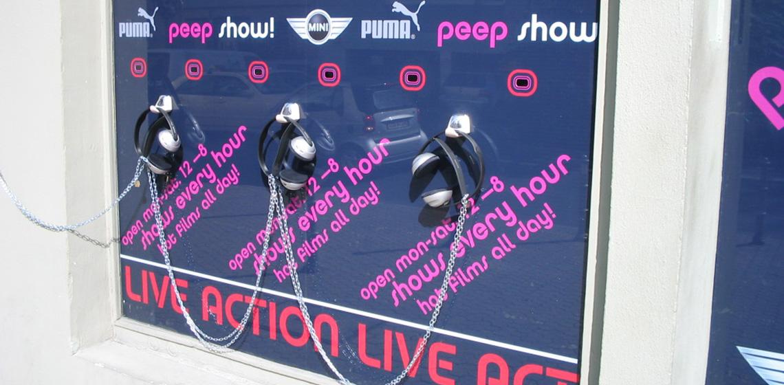 ENVY Project - Pop-Up Peepshow - Image 2