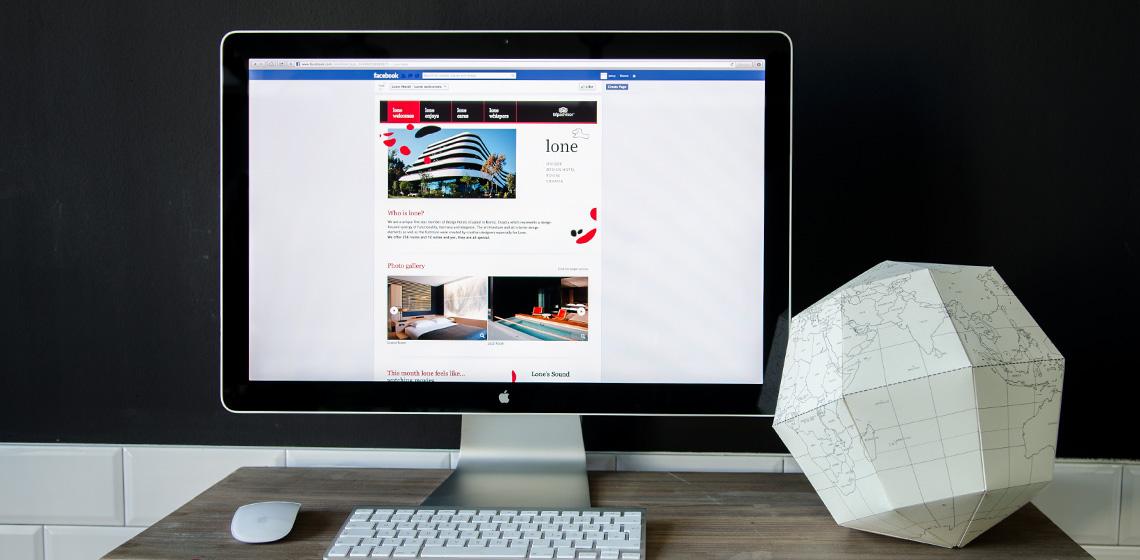 ENVY Project - Lone Facebook Fanpage