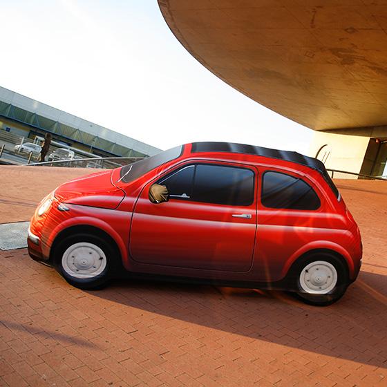 ENVY Project - Fiat 500 - Image 2