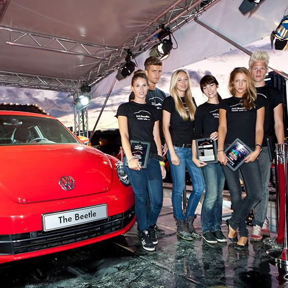 ENVY Projekt - Volkswagen New Beetle