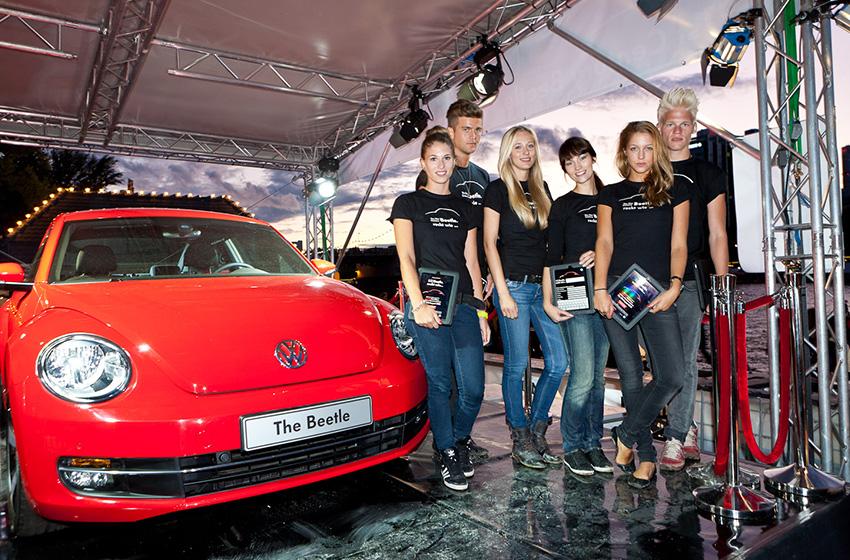 ENVY Project - Volkswagen New Beetle