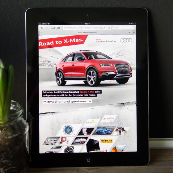 ENVY Project - Audi Zentrum Frankfurt Facebook Fanpage - Image 3