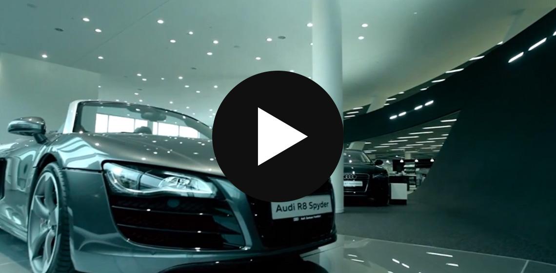 ENVY Project - Audi Zentrum Frankfurt Facebook Fanpage - Image 1