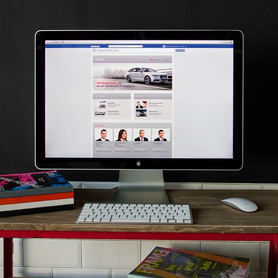 ENVY Projekt - Audi Zentrum Frankfurt Facebook ...