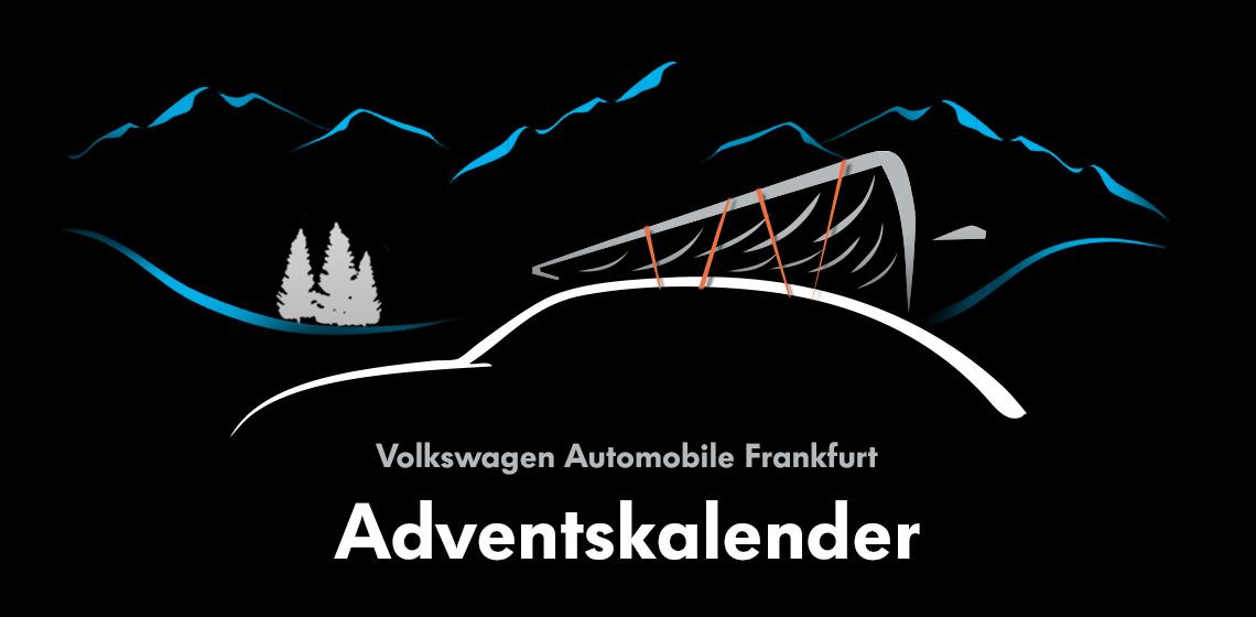 ENVY Project - Volkswagen Automobile Frankfurt adventski kalendar - Image 1