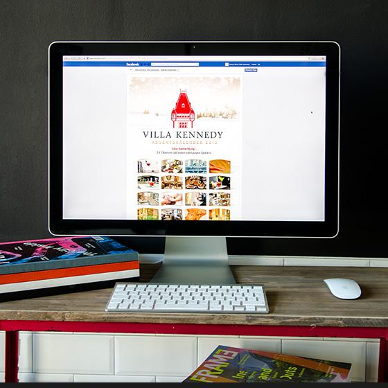 ENVY Projekt - Villa Kennedy adventski kalendar...