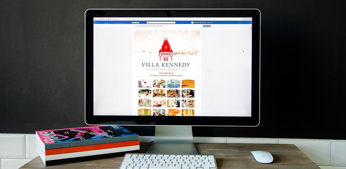 ENVY Project - Villa Kennedy adventski kalendar