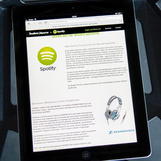 ENVY Project - Spotify promocija - Image 1