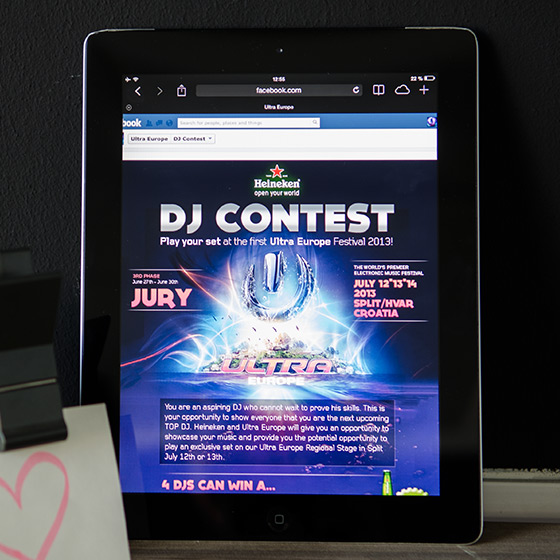 ENVY Project - Ultra Europe DJ-Contest - Image 2