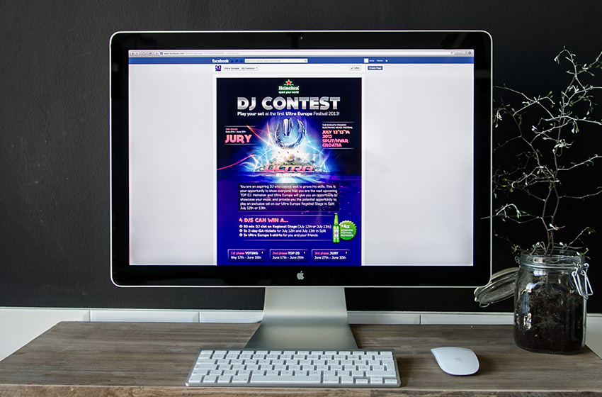 ENVY Project - Ultra Europe DJ-Contest