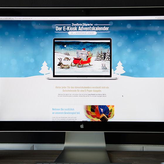 ENVY Project - E-kiosk adventski kalendar 2013 - Image 2