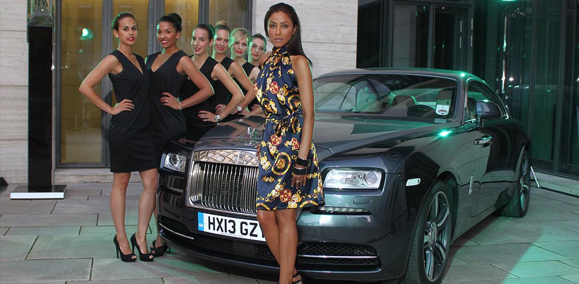 ENVY Project - Rolls Royce Wraith