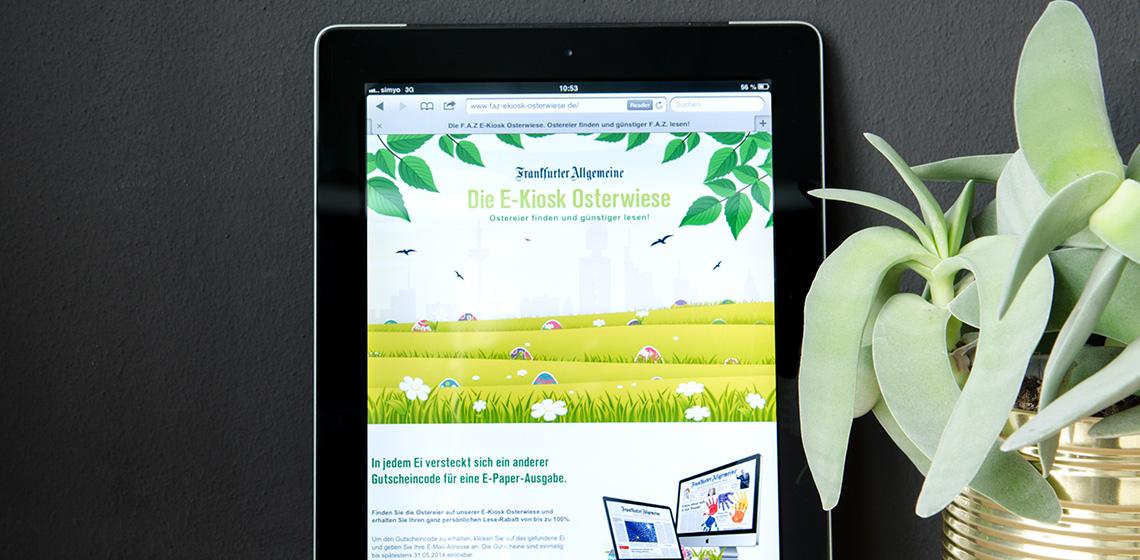 ENVY Project - E-Kiosk uskršnja online promocija - Image 1