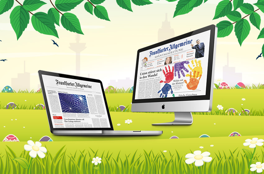 ENVY Project - E-Kiosk uskršnja online promocija