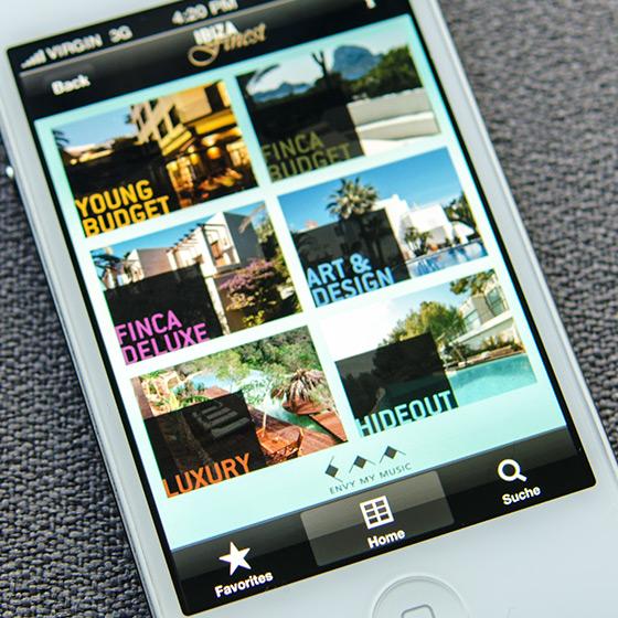 ENVY Project - Ibiza Finest App - Image 3