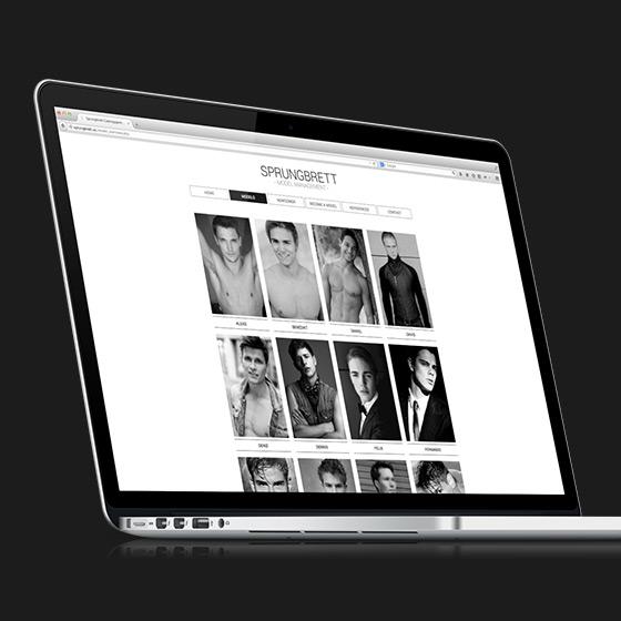 ENVY Project - Korporativni identitet za modnu agenciju Sprungbrett - Image 2