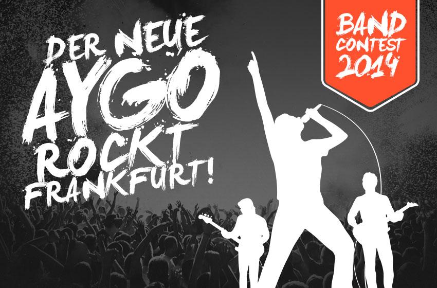 ENVY Project - Der neue AYGO rockt Frankfurt!