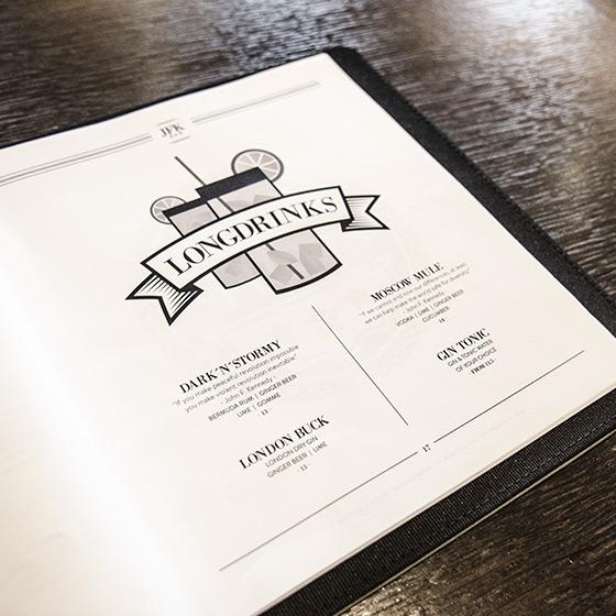 ENVY Project - Korporativni identitet za restoran GUSTO i JFK Bar - Image 3