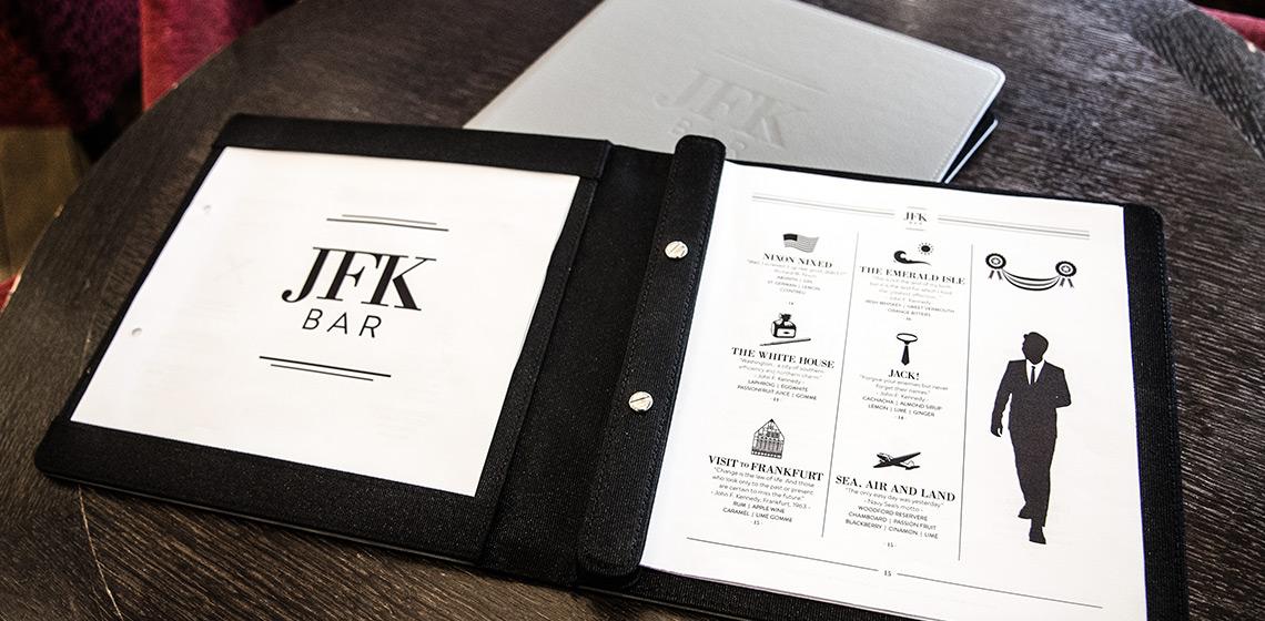 ENVY Project - Korporativni identitet za restoran GUSTO i JFK Bar - Image 2