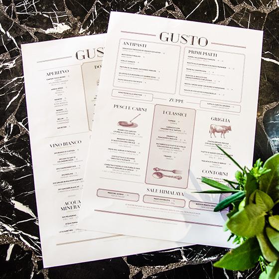 ENVY Projekt - Korporativni identitet za restor...