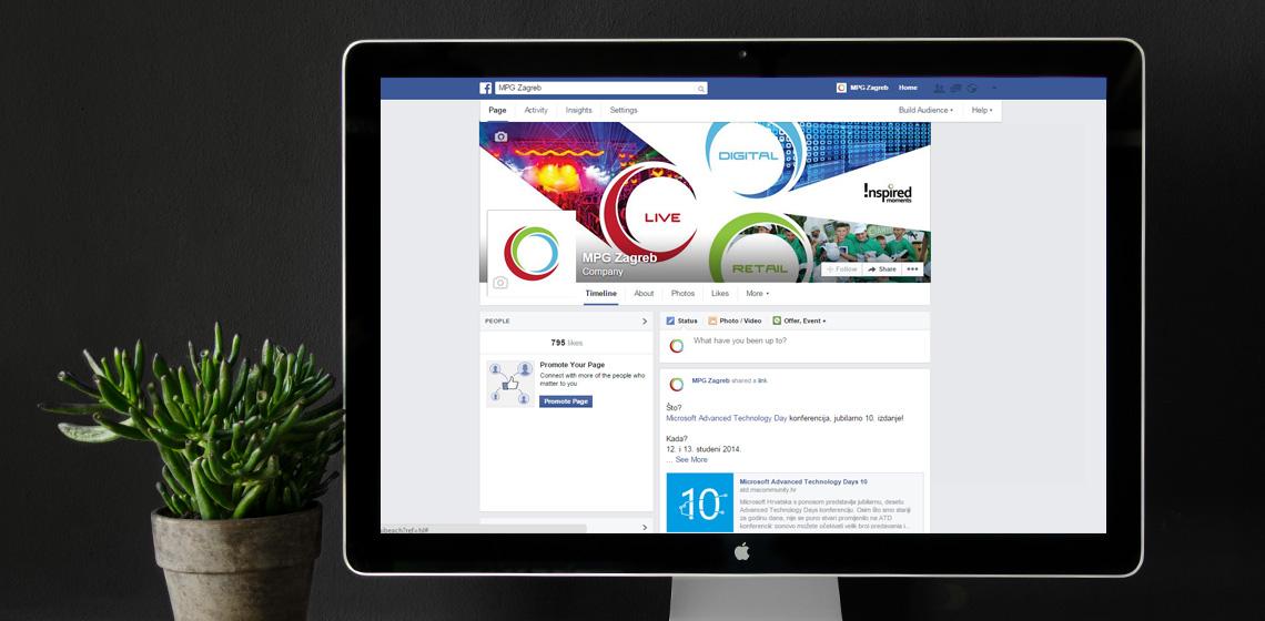 ENVY Project - MPG Facebook Fanpage