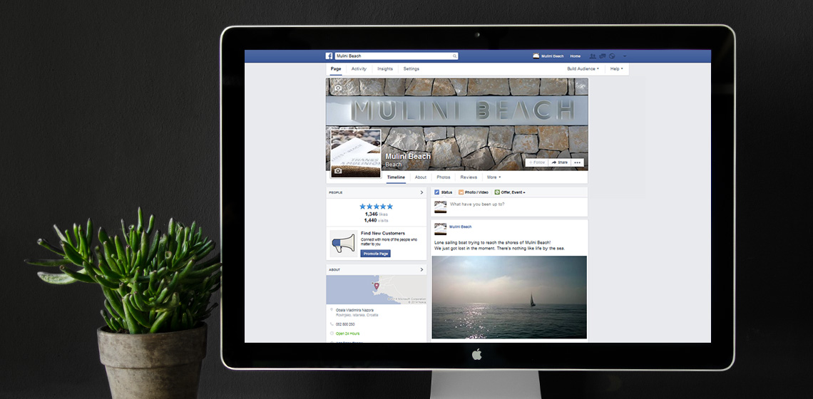 ENVY Project - Mulini Beach Facebook Fanpage