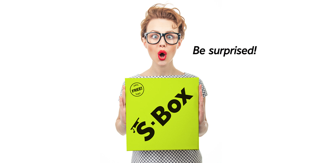 ENVY Project - S Box Facebook Fanpage - Image 1