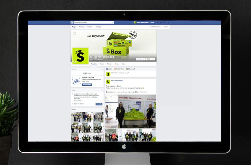 ENVY Project - S Box Facebook Fanpage
