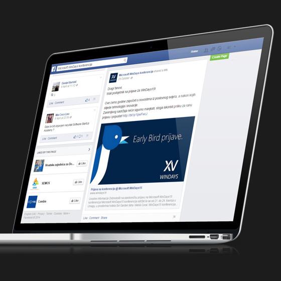 ENVY Project - Microsoft WinDays konferencija Social Media - Image 1