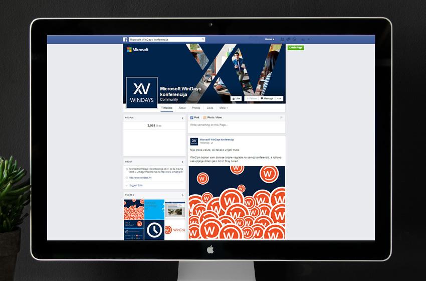 ENVY Project - Microsoft WinDays konferencija Social Media