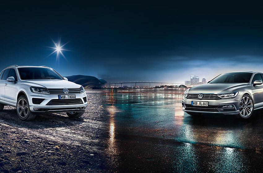 ENVY Project - Premijerni automobili Volkswagenov Rhein-Neckar event