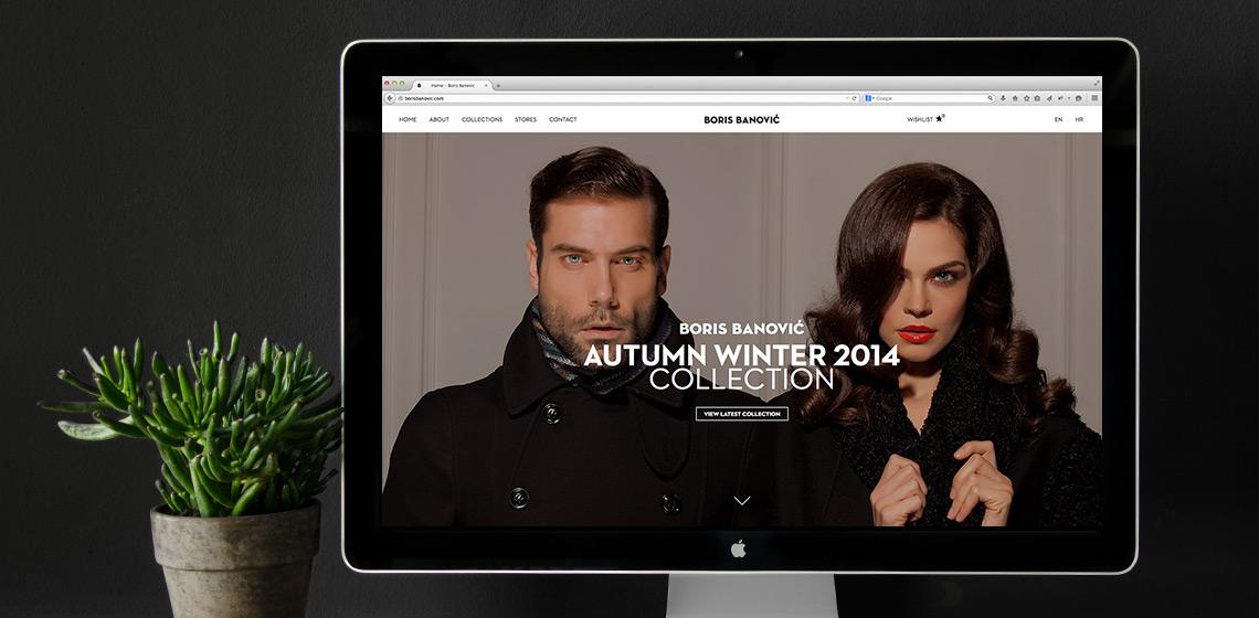 ENVY Project - Boris Banović Website