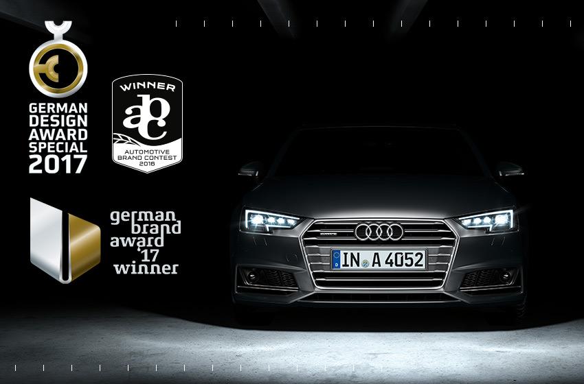 ENVY Project - Za lansiranje novog Audi A4