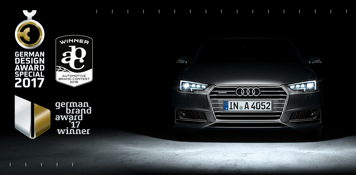 ENVY Aktualni projekti - Za lansiranje novog Audi A4