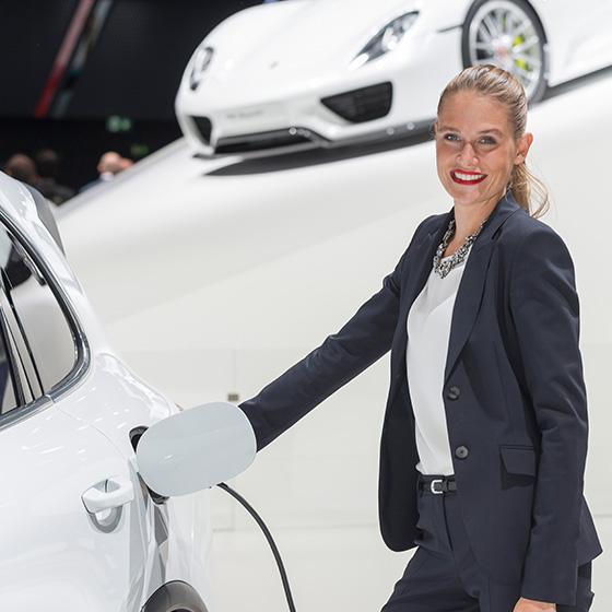 ENVY Project - envy my people für Porsche - IAA 2015 - Image 2