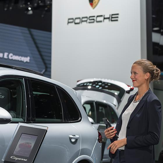 ENVY Project - envy my people für Porsche - IAA 2015 - Image 5