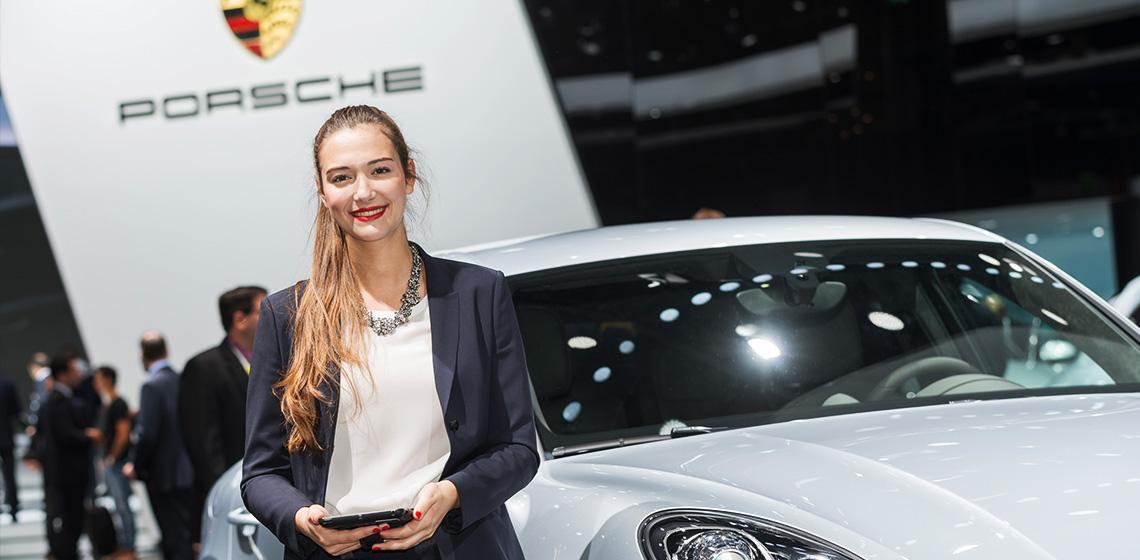 ENVY Project - envy my people für Porsche - IAA 2015 - Image 1