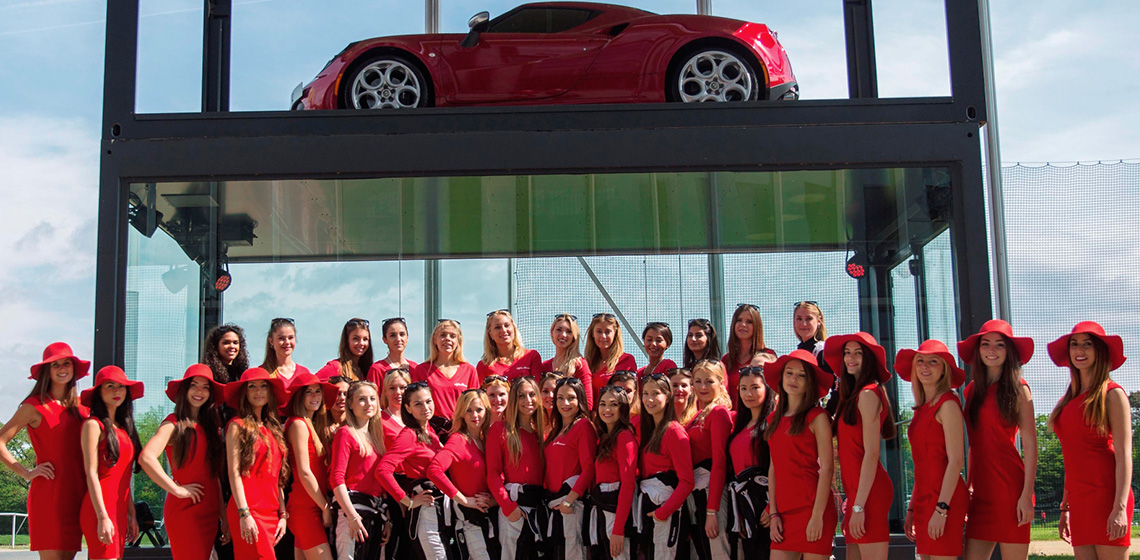 ENVY Project - Alfa Romeo - Sponsor of the Day 2015 - Image 1