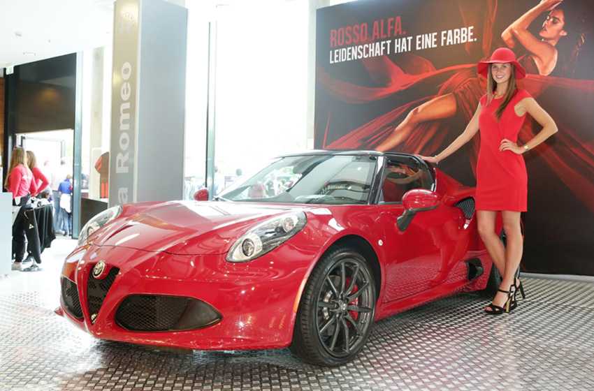 ENVY Project - Alfa Romeo - Sponsor of the Day 2015