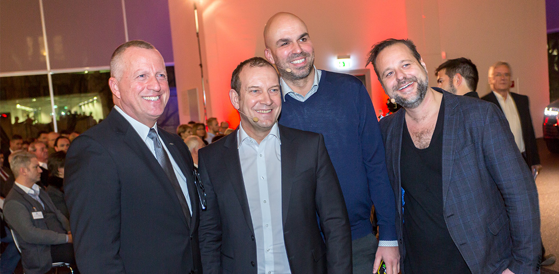 ENVY Project - Marketing Club Frankfurt - Businnes Event - Image 3
