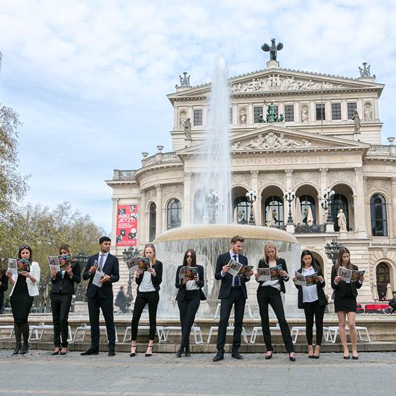 ENVY Project - F.A.Z. Woche – Magazine Launch...