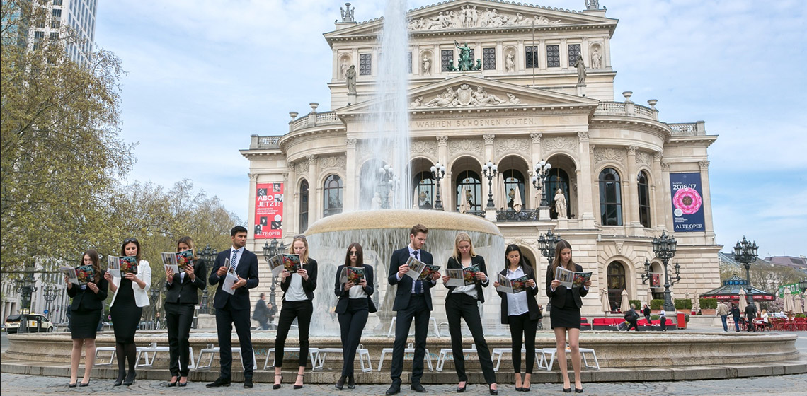 ENVY Project - F.A.Z. Woche – Magazin Launch