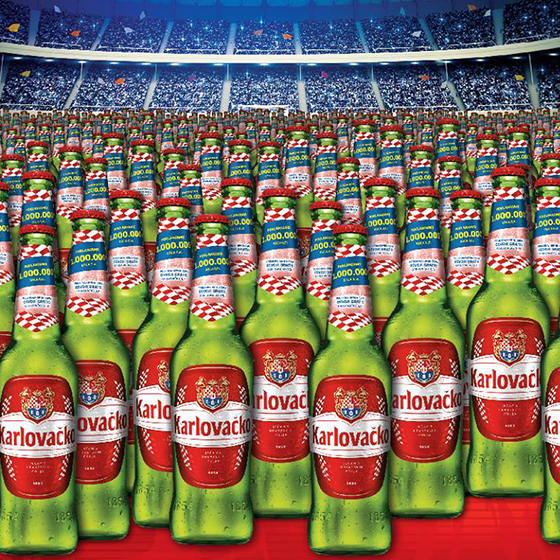 ENVY Project - Karlovačko Football Campaign - Image 6