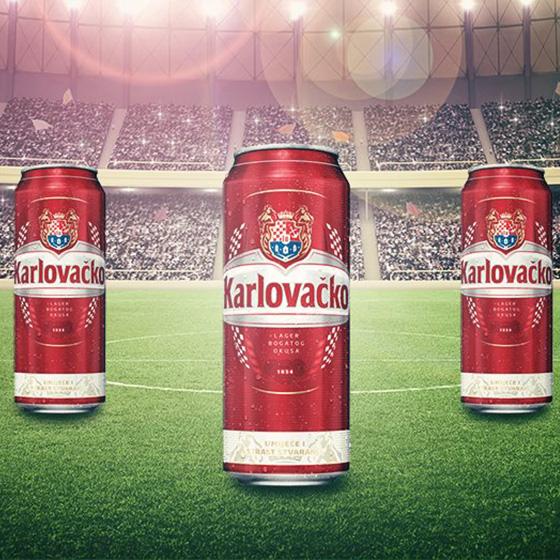 ENVY  - Karlovačko Football Campaign